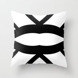 Graphic Connexion N2 Throw Pillow