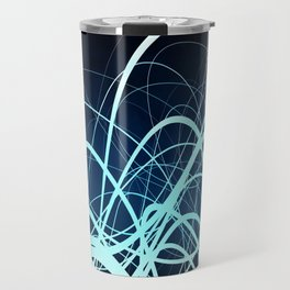 Blue Movement2 Travel Mug