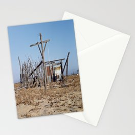 Makeshift Mexico Cross, 2007 Stationery Cards