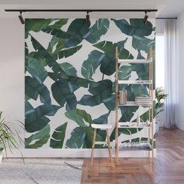 Banana Leaf Decor #society6 #decor #buyart Wall Mural