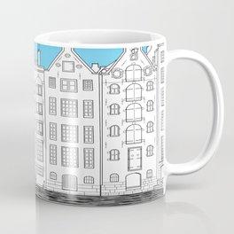 Dancing houses, Amsterdam Coffee Mug