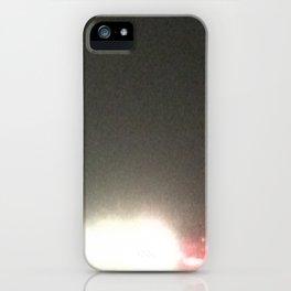Abstracte Light Art in the Dark 5 iPhone Case