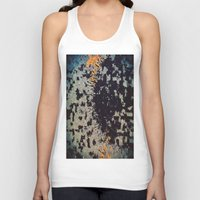 shell Tank Tops featuring Shell by MonsterBrown