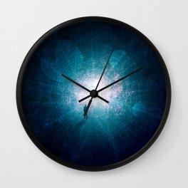 Lightwaves Wall Clock