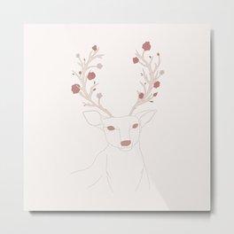 lana deer rey Metal Print
