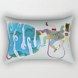 Fuga - Escape Rectangular Pillow