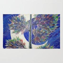 Galaxy Tree Rug