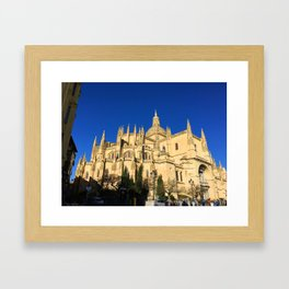 Castillo Framed Art Print