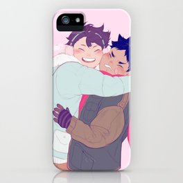 tiny iwaois iPhone Case