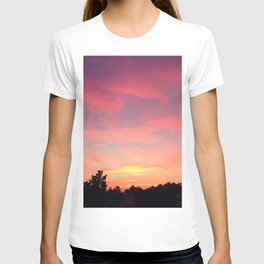 Cotton Candy Skies T-shirt