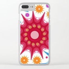 Spora Clear iPhone Case