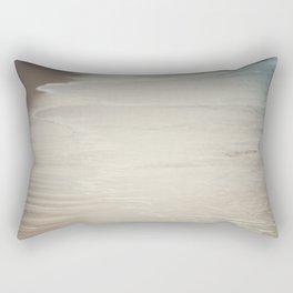 Where Land Meets Sea Rectangular Pillow