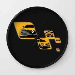 RS Wall Clock