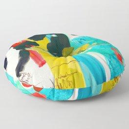 Lonely Water Floor Pillow