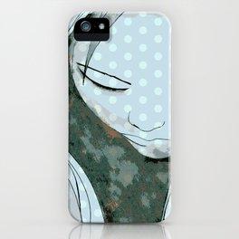 Beautiful Girl iPhone Case