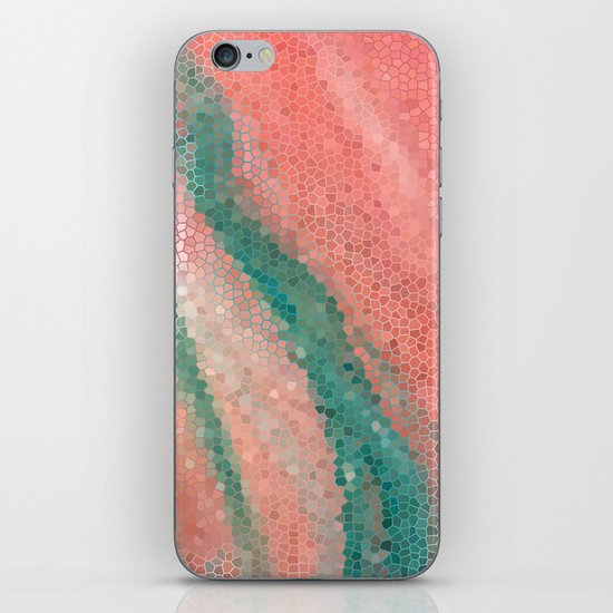 Marine Madonna iPhone & iPod Skin