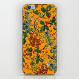 Vintage Garden VII iPhone Skin