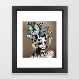 SpringDemon Framed Art Print