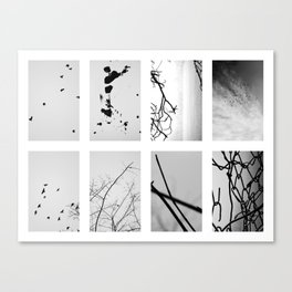 resources for my soul's sustenance Canvas Print
