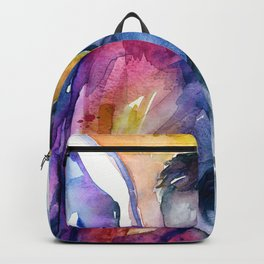 Luke Angel by Kathy Morton Stanion Backpack