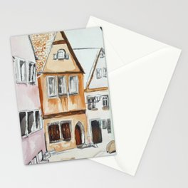 German Street Stationery Cards
