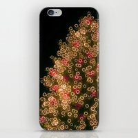 merry christmas iPhone & iPod Skins featuring Merry Christmas by Joke Vermeer