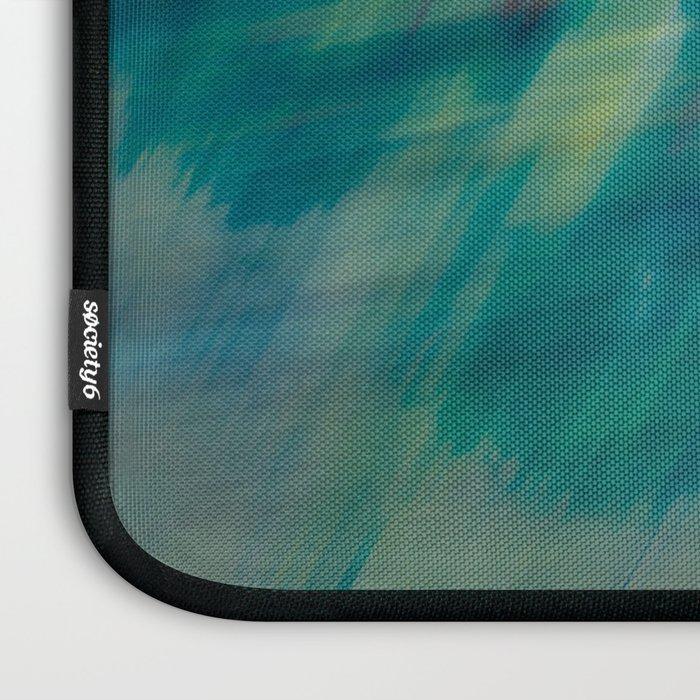 Submerge Aqua Laptop Sleeve