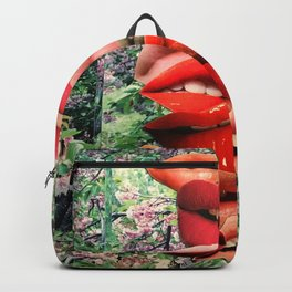 Where Your Lips End Backpack