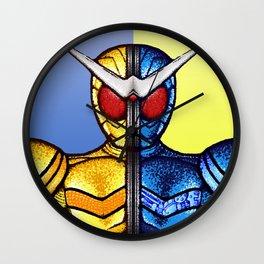 Kamen Rider Double Luna/Trigger Wall Clock