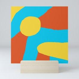 Sun-kissed Mini Art Print