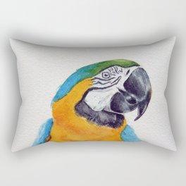 Macaw II Rectangular Pillow