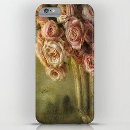 moonlight & roses iPhone Case