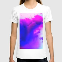 Abstract Bliss 1 by kathy Morton Stanion T-shirt