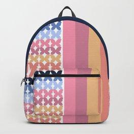 Butterflies lines Backpack