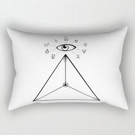 Freemasonry Rectangular Pillow