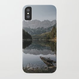 Lake View - Landscape and Nature Photography iPhone Case