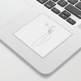 Single Touch Sticker