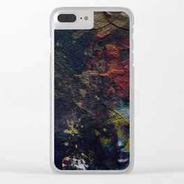 timida Clear iPhone Case