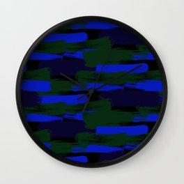 color splash Wall Clock