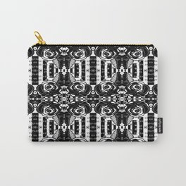 Spider Rose Carry-All Pouch