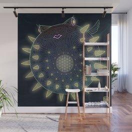 Fugu Wall Mural