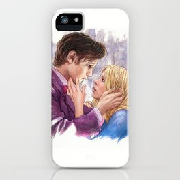 Touching A Memory iPhone Case