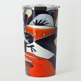 Red Hot Salsa Travel Mug
