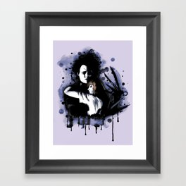 I Am Not Complete Framed Art Print