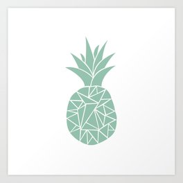 Pineapple For You Art Print