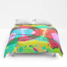 pastel color rings  Comforters