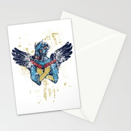 Fallen Hero Eagle Stationery Cards