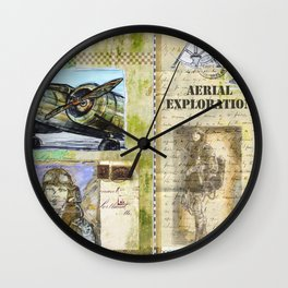 Aviation, 1 Wall Clock