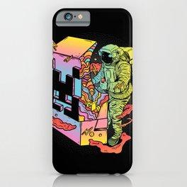 Space Arcade iPhone Case