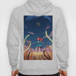 Nausicaa of the Valley of the Wind Hoody